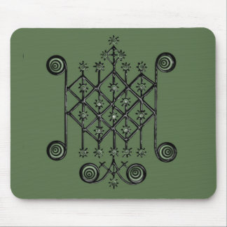 Ogun, Father of Technology Mouse Pad