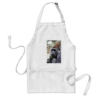 Oh bananas! Great Ape Apron