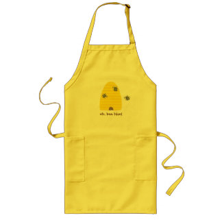 Oh, Bee Hive! Long Apron
