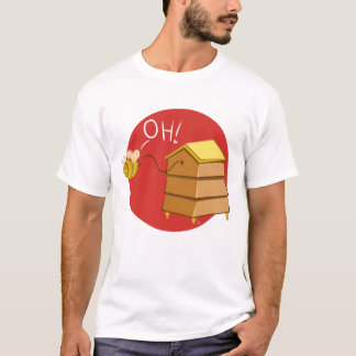 Oh! Beehive - Men's T-Shirt