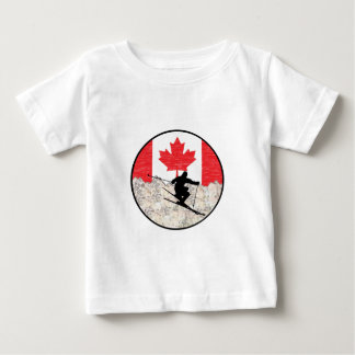 Oh Canada Baby T-Shirt