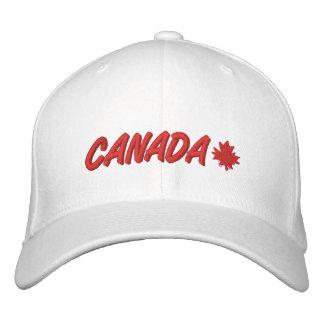 Oh Canada Baseball Cap