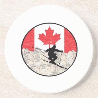 Oh Canada Coaster