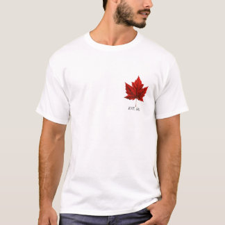 oh Canada glorious and free T-Shirt