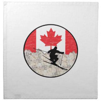 Oh Canada Napkin