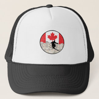 Oh Canada Trucker Hat