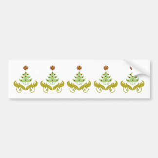 Oh Christmas Tree Bumper Sticker