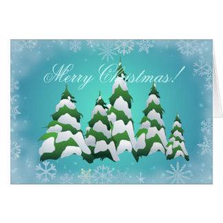 OH CHRISTMAS TREE by SHARON SHARPE Card