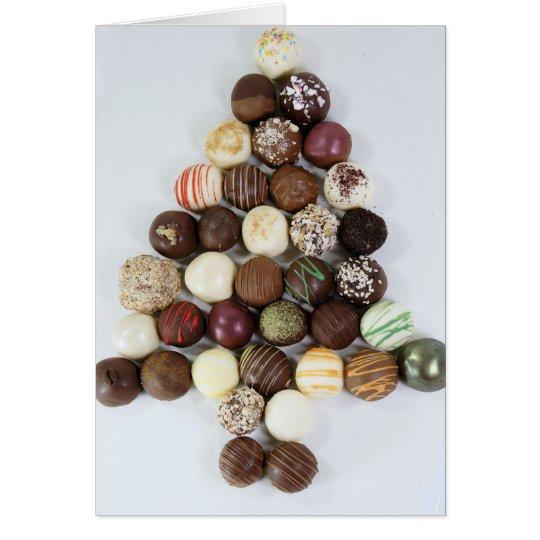 Oh Christmas Tree - Christmas Card