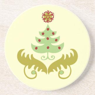 Oh Christmas Tree Coaster