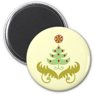 Oh Christmas Tree Fridge Magnet