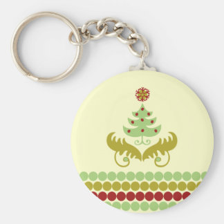 Oh Christmas Tree Keychain