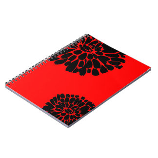 Oh Dahlia! Notebook