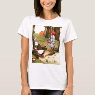 Oh Dear! Oh Dear! I Shall be too Late! Baby Doll T T-Shirt