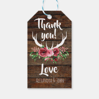 Oh Deer Baby Shower Gift Tags