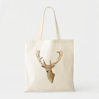 Oh Deer Forest Shopper Bag