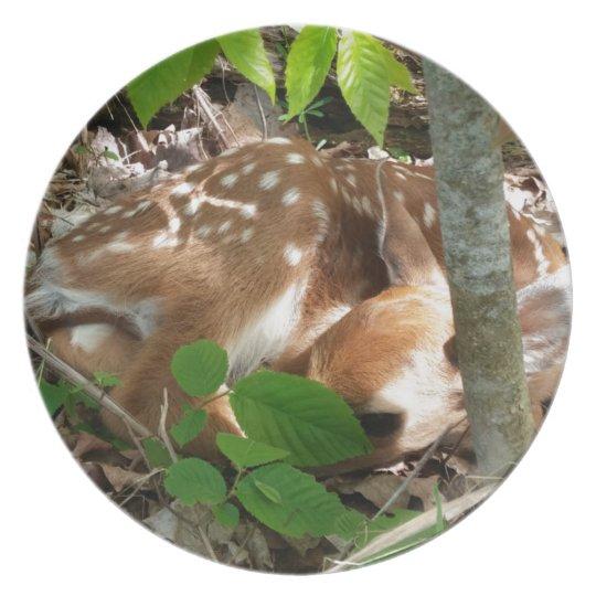 Oh Deer! Plate