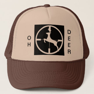Oh Deer! Trucker Hat