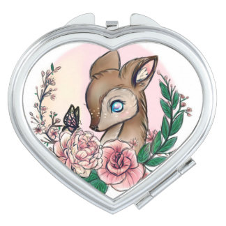 Oh deery me mirror for makeup