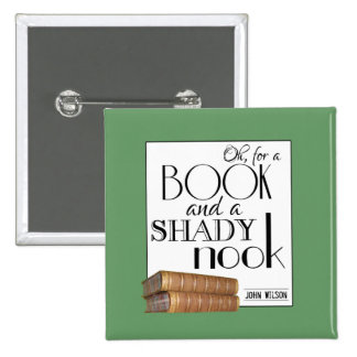 Oh for a book and a shady nook pins