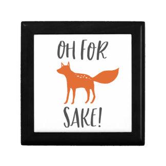 Oh For Fox Sake! 2 Gift Box