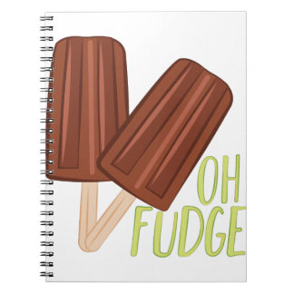 Oh Fudge Notebooks