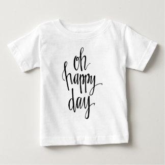 Oh happy-01 baby T-Shirt