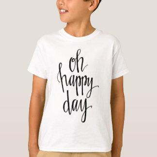 Oh happy-01 T-Shirt