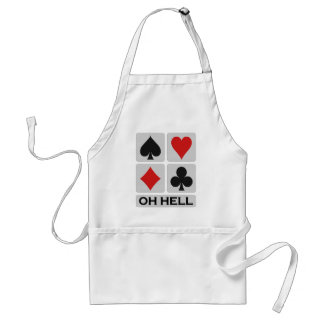 Oh Hell apron - choose style & color