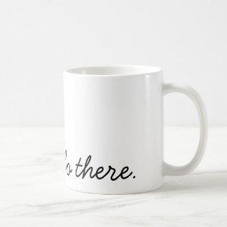 oh, hello there basic white mug