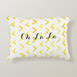 Oh La La Decorative Cushion