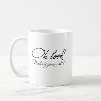 Oh Look! Coffee Mug