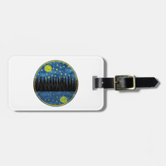 OH LOVELY EVENING LUGGAGE TAG