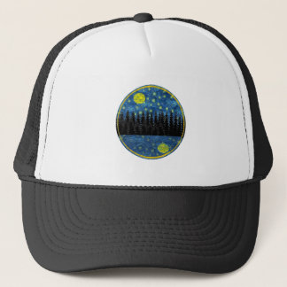 OH LOVELY EVENING TRUCKER HAT