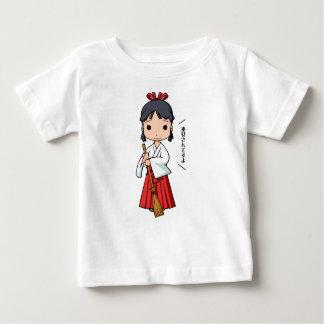 Oh! Miyako English story Omiya Saitama Yuru-chara Baby T-Shirt