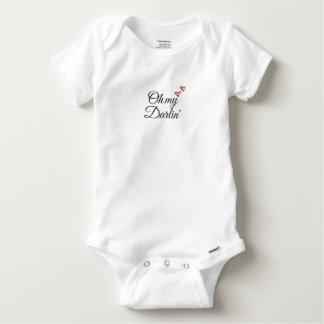 Oh my Darlin' Baby Suit Baby Onesie