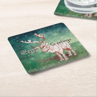 Oh My Deer~ Merry Christmas! | Drink Coaster
