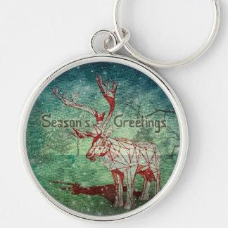 Oh My Deer~ Merry Christmas!   Keychain