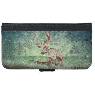Oh My Deer~ Merry Xmas!   iPhone 6 Wallet Cases iPhone 6 Wallet Case