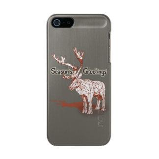 Oh My Deer~ Merry Xmas!   Shine iPhone 5/5s Case Incipio Feather® Shine iPhone 5 Case