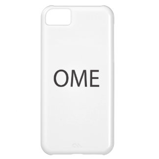 Oh My Evolution ai iPhone 5C Cases