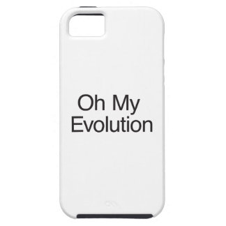 Oh My Evolution Case For iPhone 5/5S