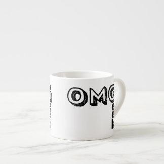 Oh My Geek Espresso Mug