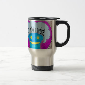 Oh my look at the time! coffee mug