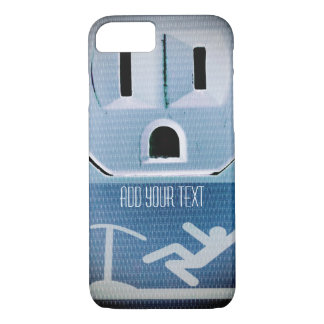Oh No by Shirley Taylor iPhone 8/7 Case