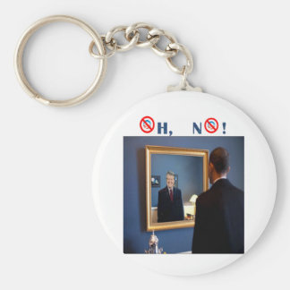 Oh No! Jimmy Carter, but faster! Keychain