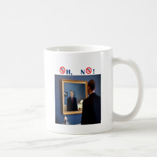 Oh No! Jimmy Carter, but faster! Coffee Mugs