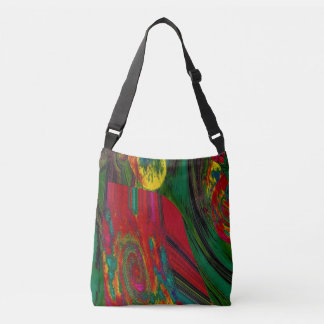 """""""Oh, Oh ... Mexico"""" Cross Body Tote"""