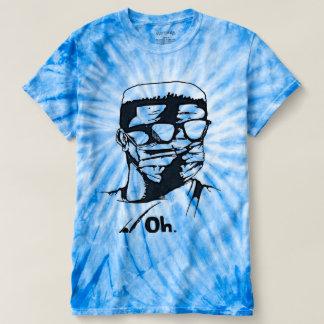 """Oh."" OMVRI Men's Tye Dye Cyclone T-Shirt"