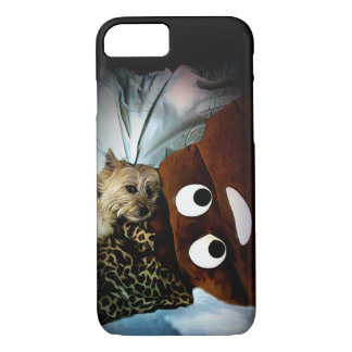Oh, Poop! Funny Dog Humor iPhone Case